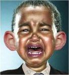 Obama spoiled brat