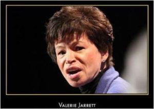 Valarie Jarrett  2