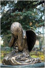 Cryng Angel