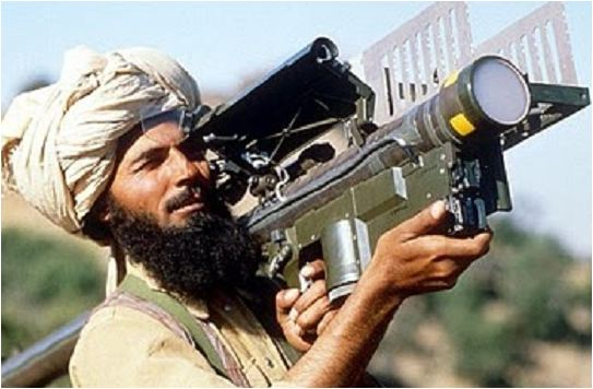 Taliban gun runners