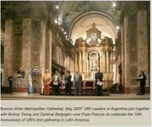 Argentina Pope NWR