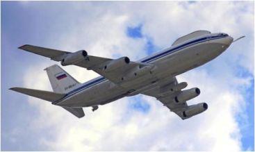 Russian Death Plane