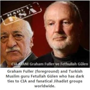 Futhullah Gulen Graham Fuller