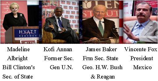 Gulen Speakers Names