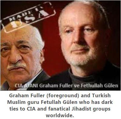 Graham Fuller Gulen