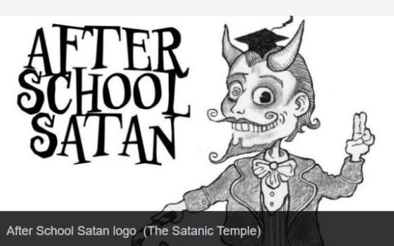 After school satanic clubs