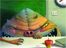 Education Monster 3