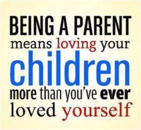Being A Parent